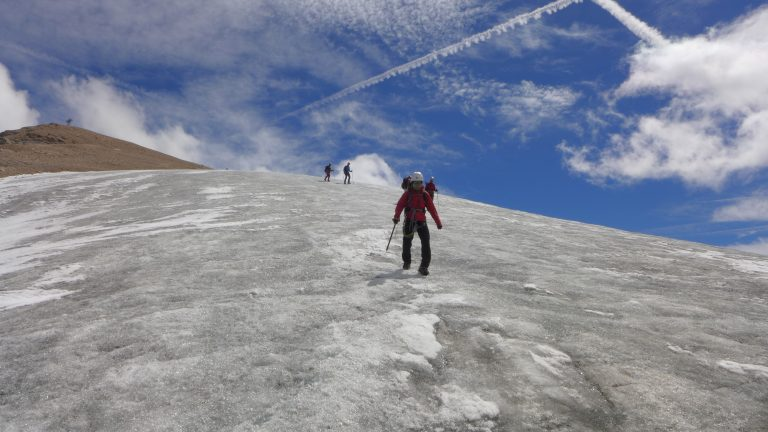 Glaciar Marmolada