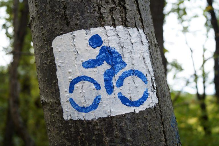 Señal bici