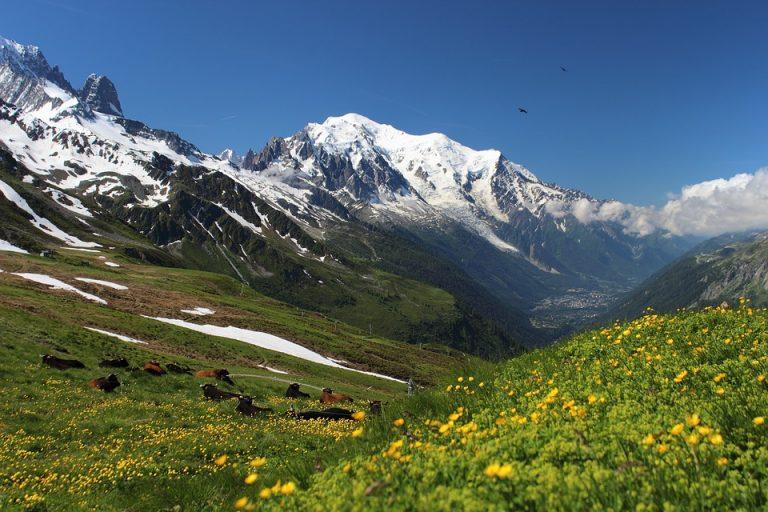 Tour del Mont Blanc Francia, Italia y Suiza