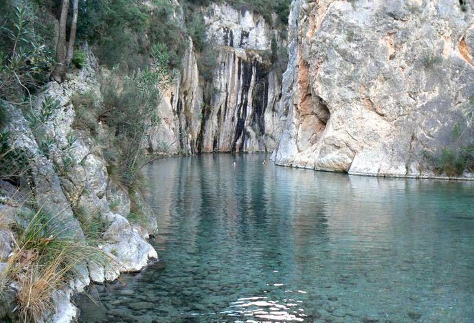Barranco Montanejos
