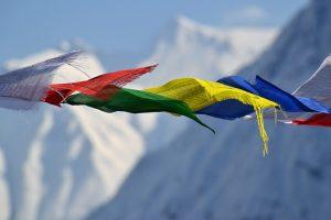 banderas Nepal