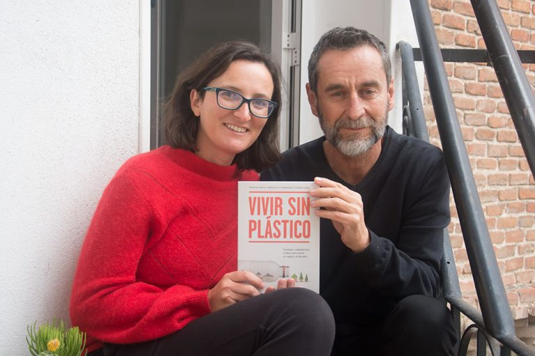 Patri y Fer. Vivir sin Plástico