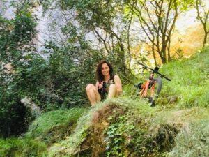 Entrevista Nuria Blanco en el Podcast de Hacia lo Salvaje